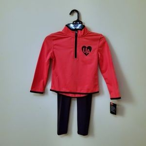 Under Armour | Little Girl's | Two Piece Set